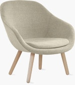 About A Lounge 82 Armchair, Low Back
