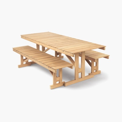 Deck Folding Table