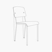 Prouve Standard SP Chair