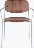 Portrait Arm Chair