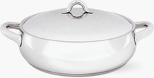 Mami Low Casserole with Lid