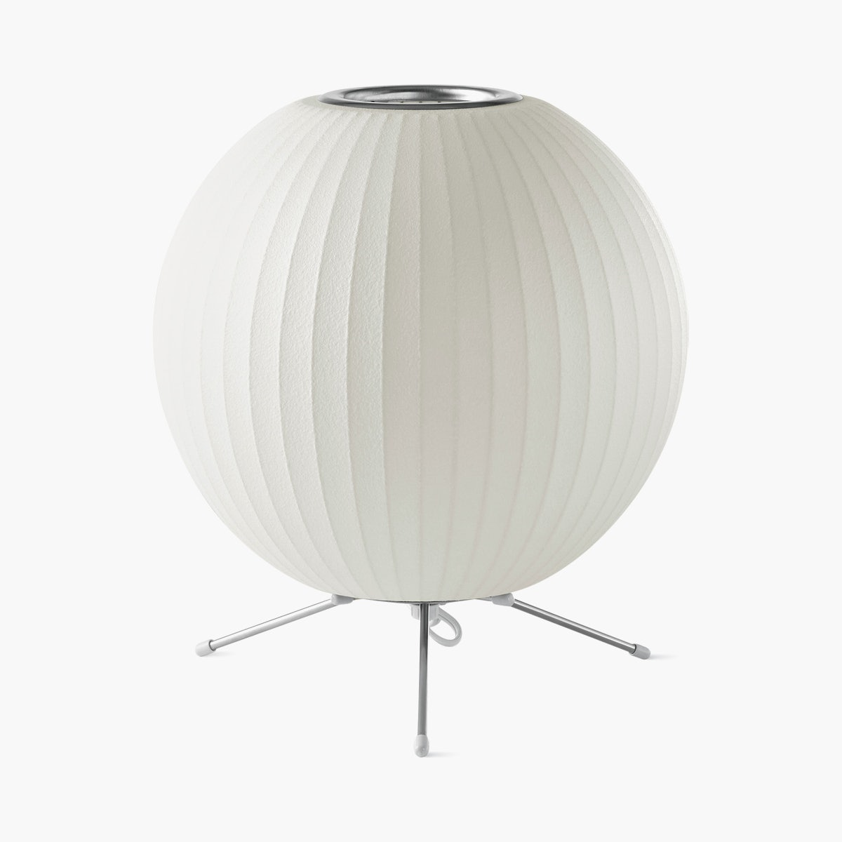 Nelson Ball Tripod Lamp