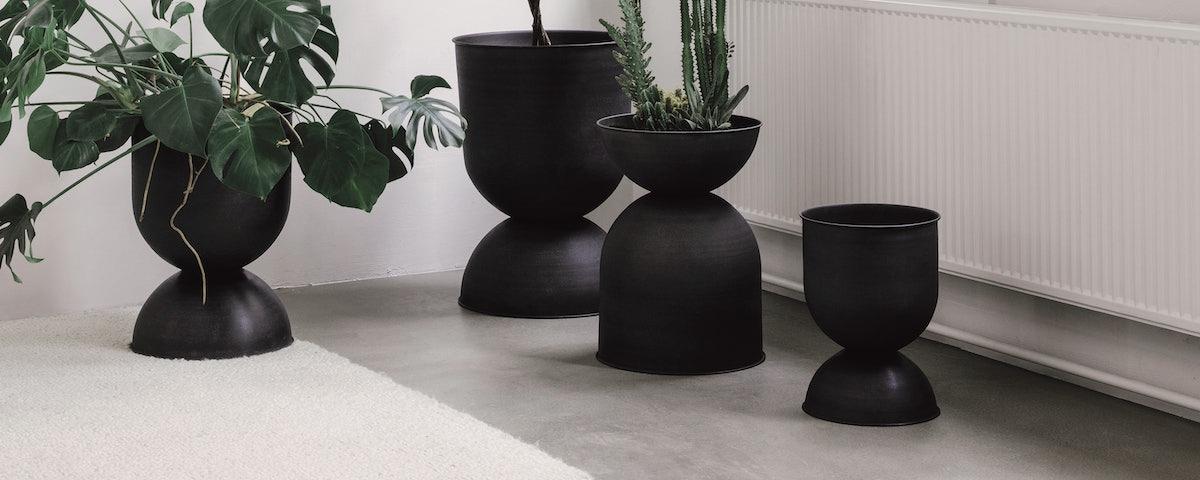 Hourglass Planter