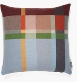 Feilden Lambswool Block Cushion, Design A