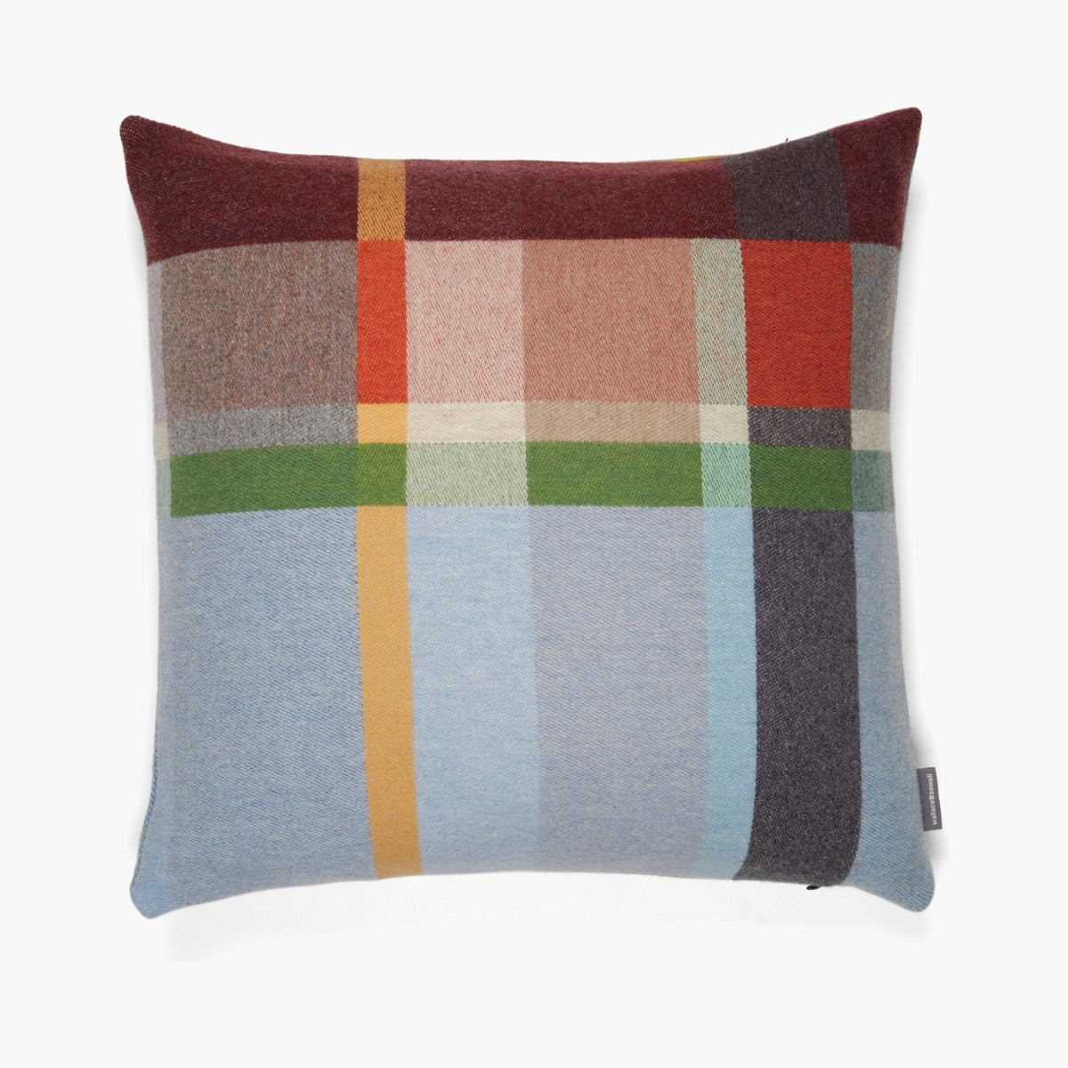 Feilden Lambswool Block Pillow