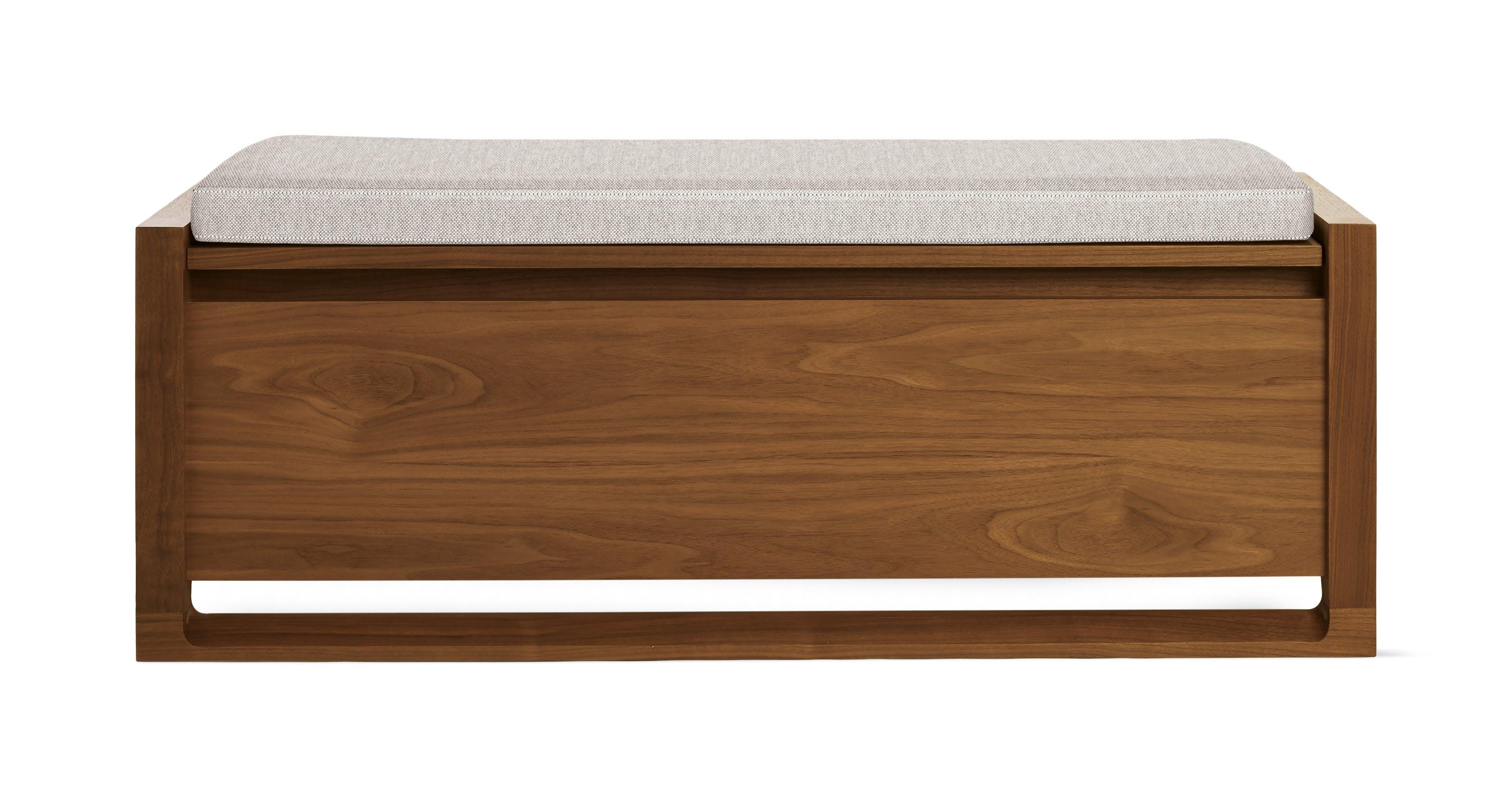 Matera Storage Bench Cushion Design Within Reach