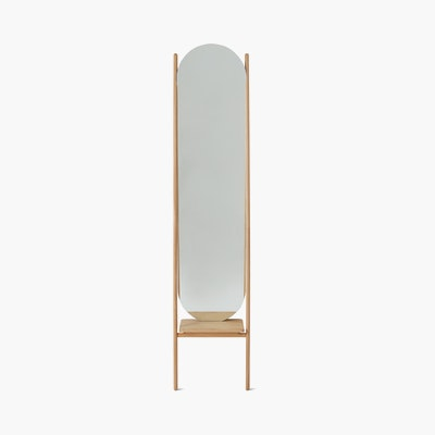 Folk Ladder Mirror