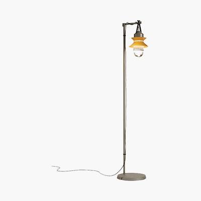 Santorini Outdoor Floor Lamp