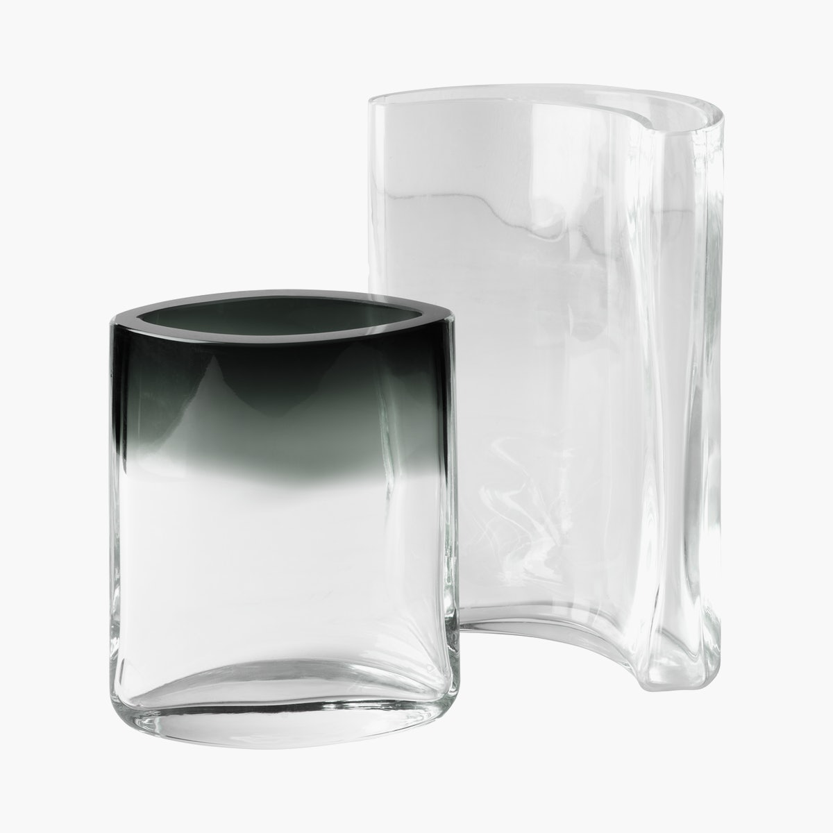 Moon Eye Vase Set