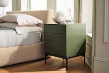Lauki Bedside Table