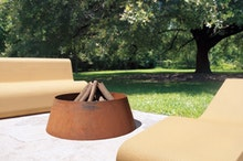 Plodes Cone Fire Pit