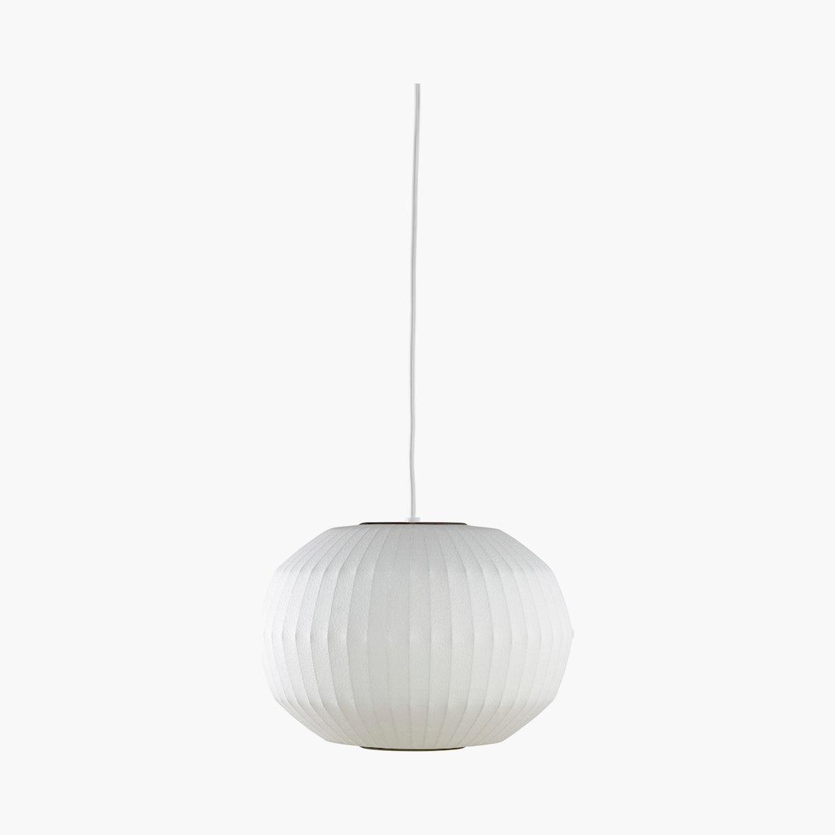 Nelson Angled Sphere Bubble Pendant