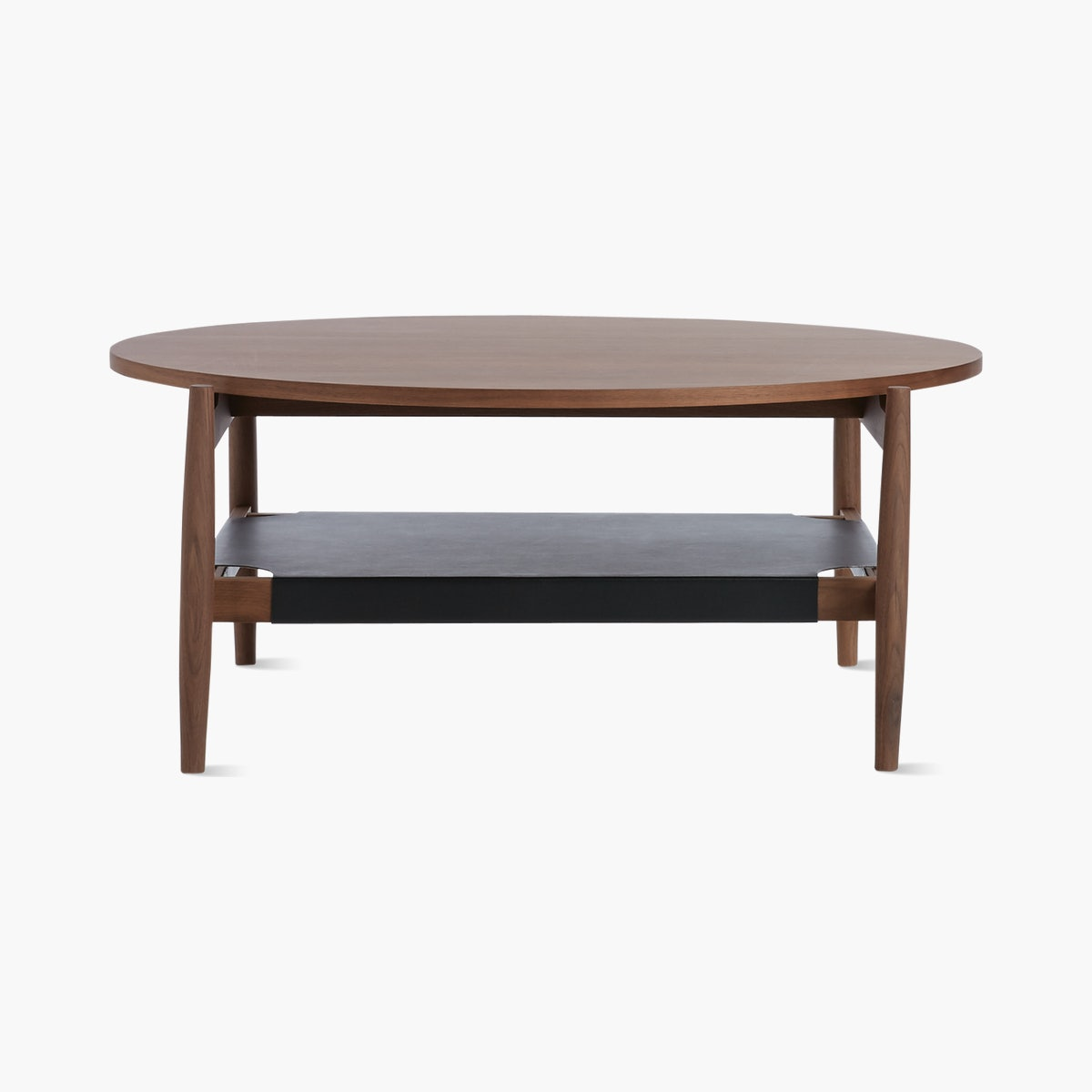 Risom T.300 Round Coffee Table