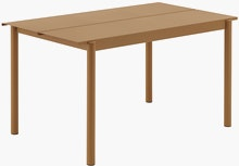 Linear Steel Table, 55