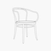 Wood Seat