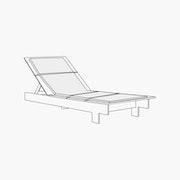 Lollygagger Chaise Cushion