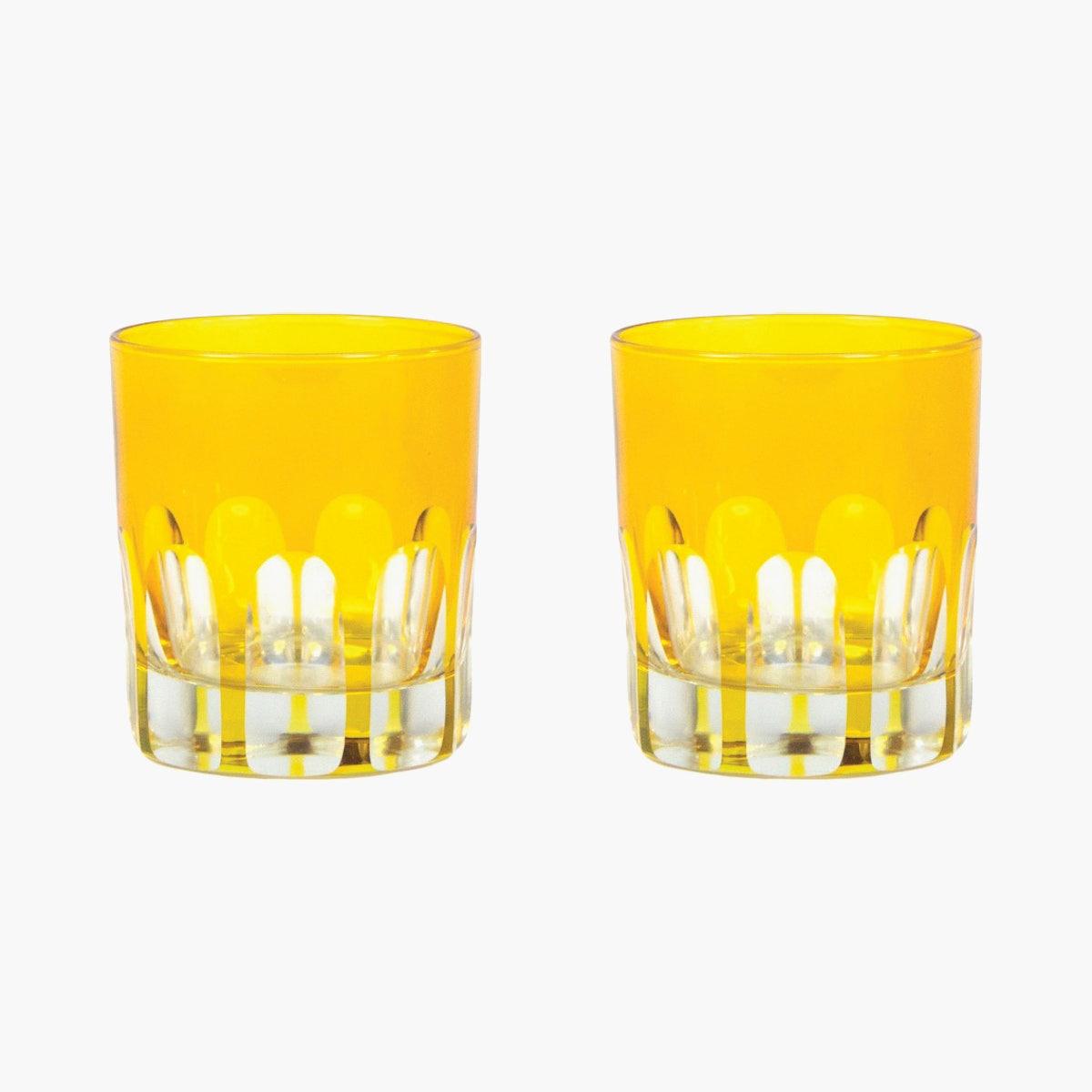 Rialto Old Fashion Glass - Set of 2