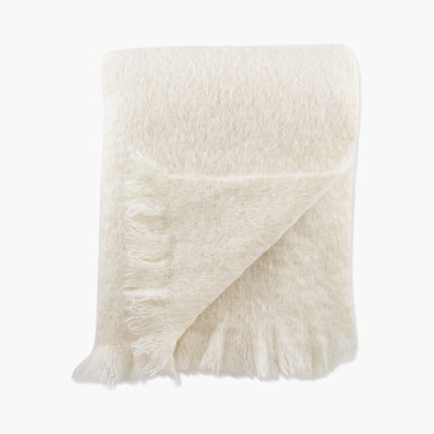 Avoca Mohair Throw Blankets