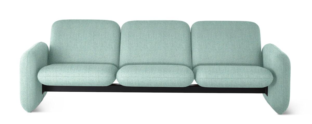 Wilkes Modular Sofa Group Three Seat Sofa