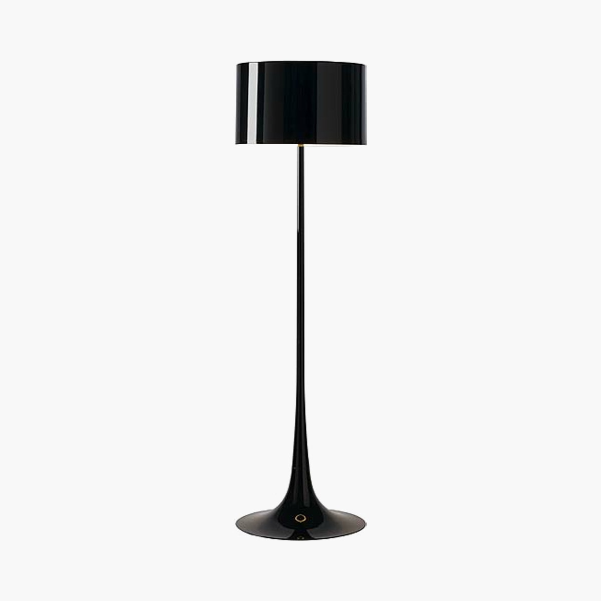 Spun Floor Lamp