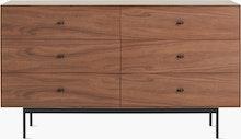 Loop Six Drawer Dresser