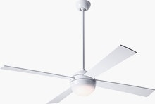 Ball Fan with LED Light and Remote