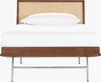 Nelson Thin Edge Bed, Cane
