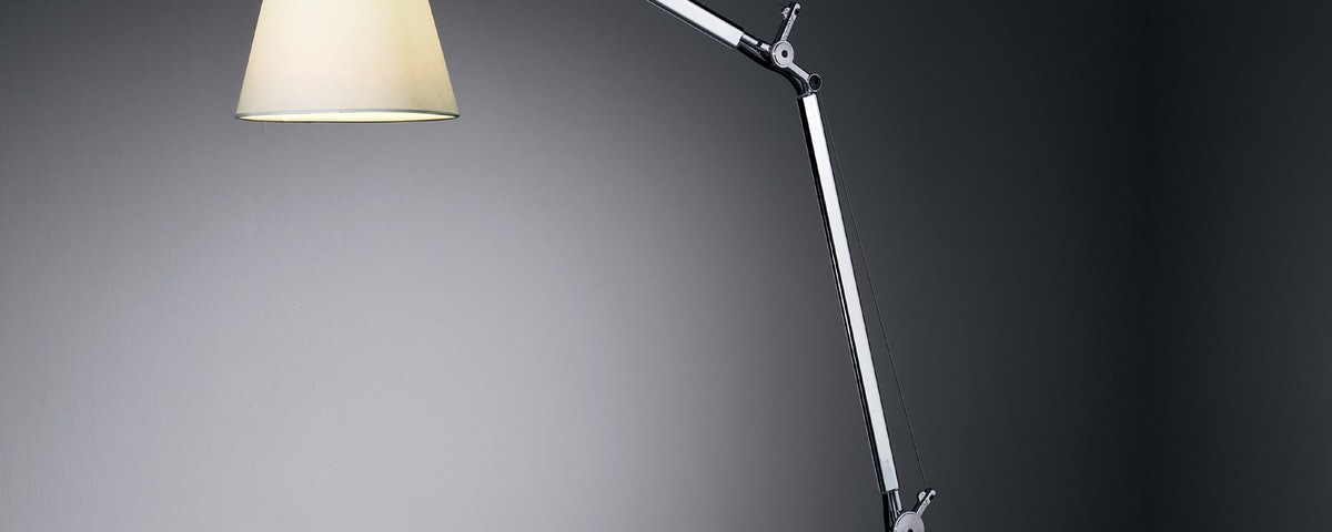Tolomeo Parchment Shade Lamp