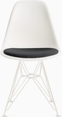 Eames Shell Side Chair with Seat Pad