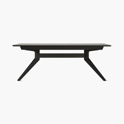 Cross Extension Table Rectangular