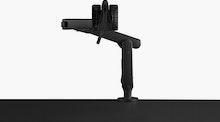 Ollin Gaming Monitor Arm Transparent