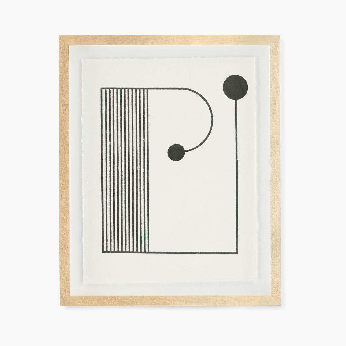 Block Shop Prints - Sideways Serpentine