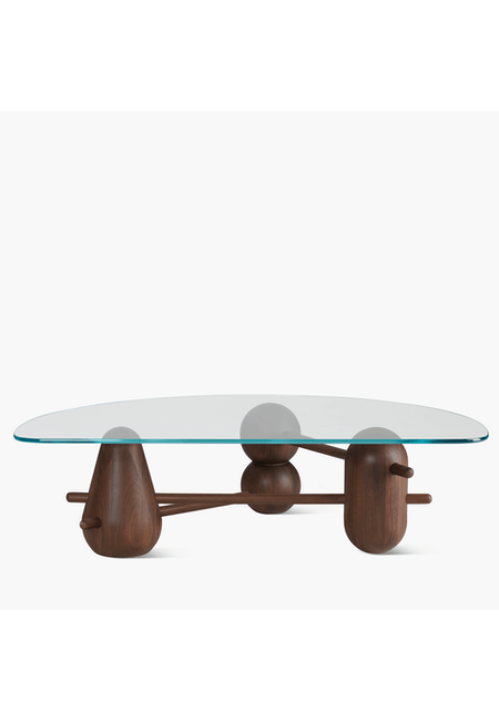 Hew Coffee Table Half Moon