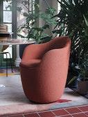 Lina Swivel Dining Chair