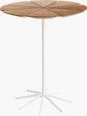 Petal End Table