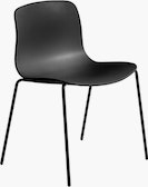 AAC 16 About A Chair Side Chair Tubular Base