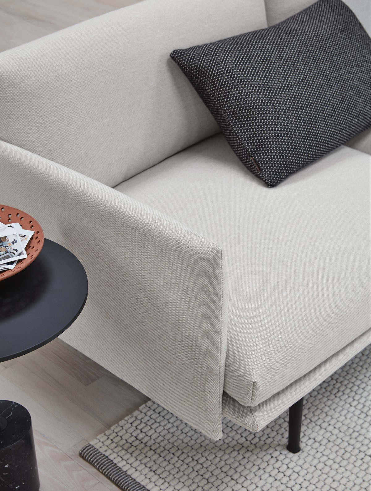 Outline Two Seater Sofa