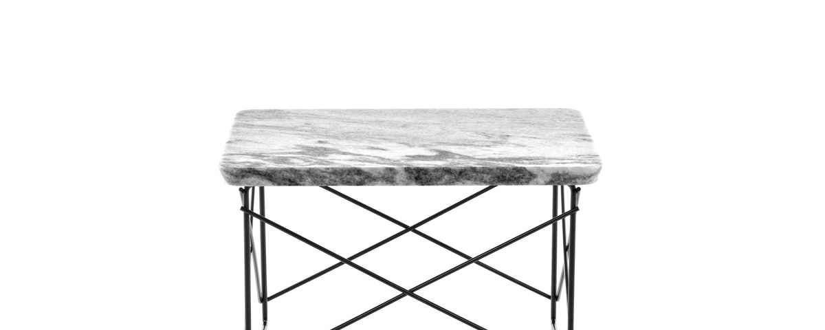 Eames Wire Base Table-Outdoor