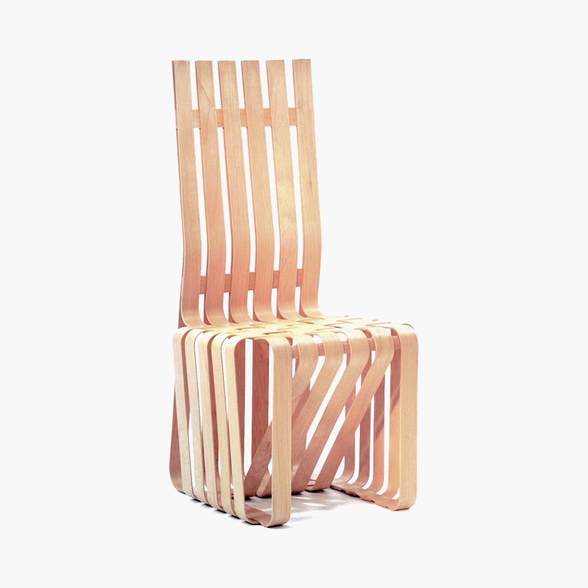 Gehry High Sticking High Back Chair