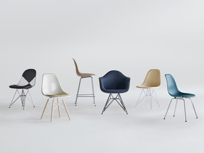 Eames Shell Chair Collection
