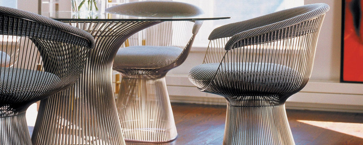 Platner Armchair - Design Within Reach