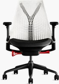 Sayl Gaming Chair Transparent