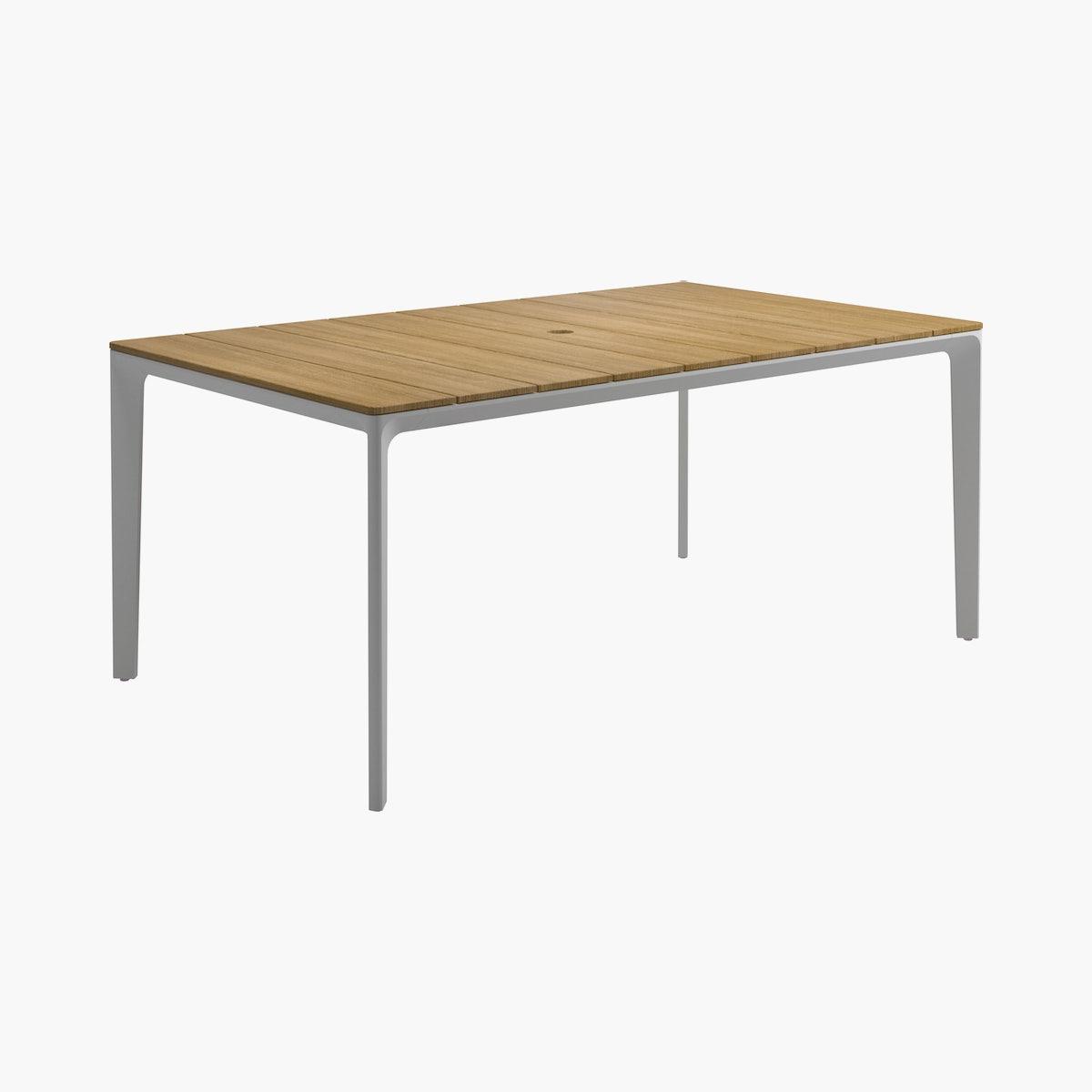 Carver Dining Table, Rectangular