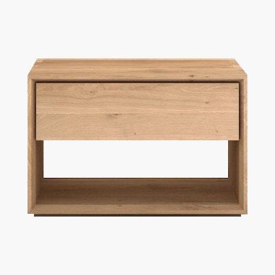 Nordic II Bedside Table