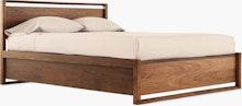 Matera Bed, Standard Headboard