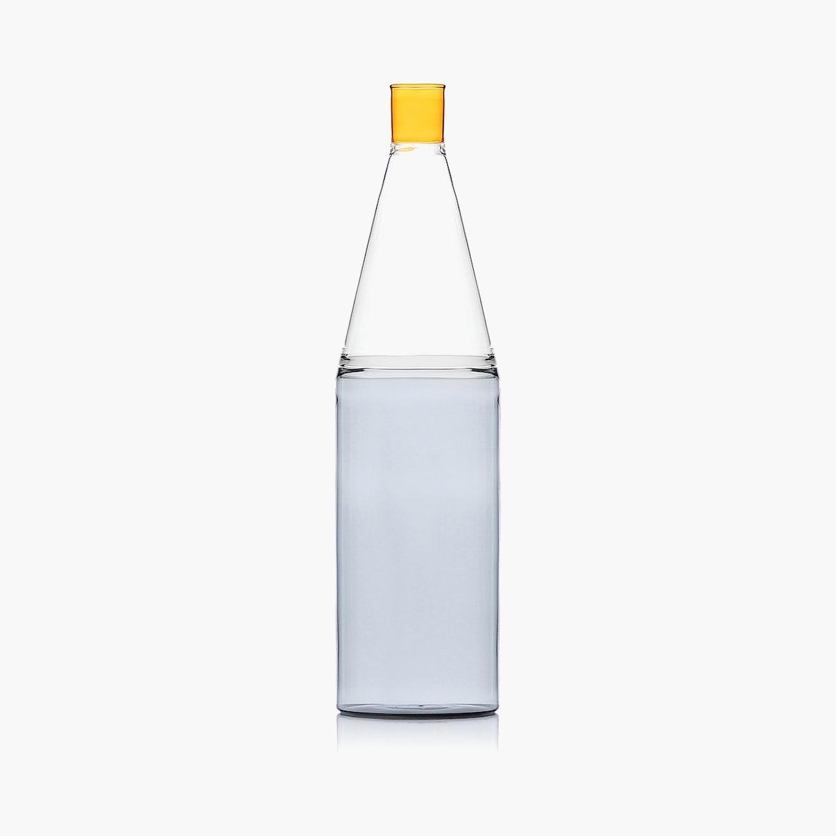 Tequila Sunrise Bottle, Smoke / Amber