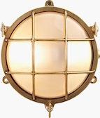 Round Bulkhead Light