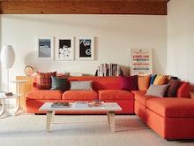 Eames Rectangular Coffee Table