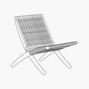 Cuba Outdoor Lounge Chair