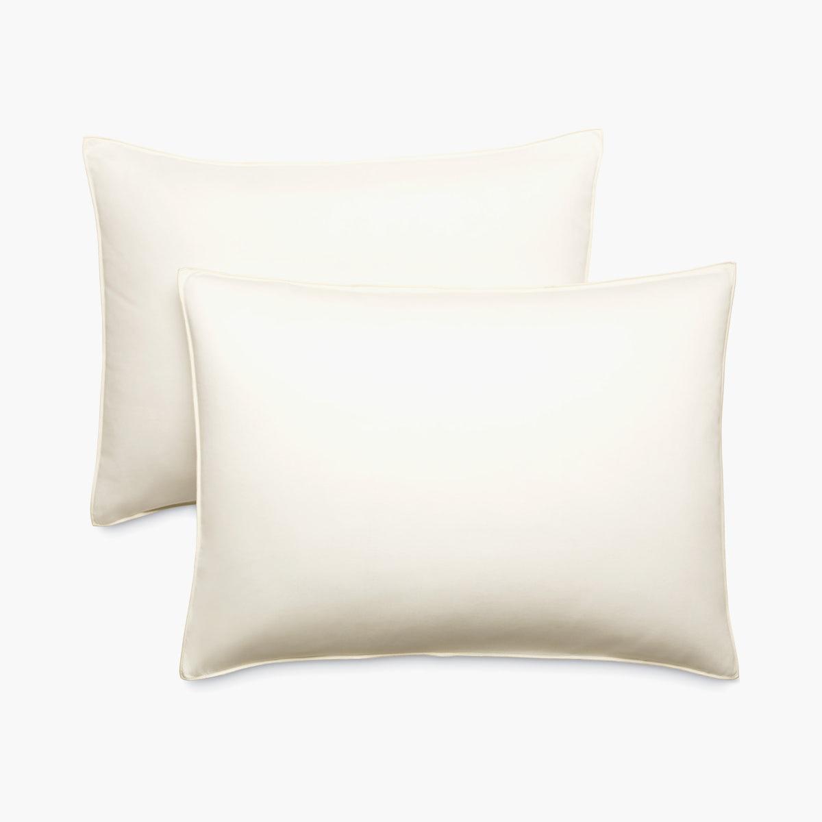 DWR Sham Pair - Linen, Solid